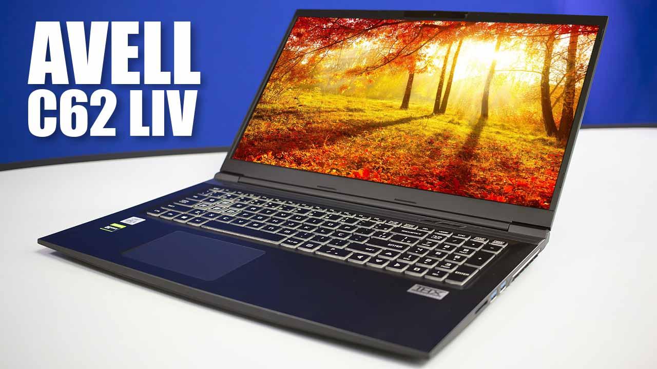Notebook Para Fazer Live Avell C62 Liv i5 GTX 1650 (Mini Review)